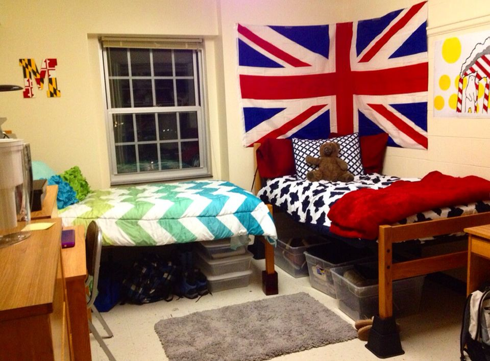 Amazing My Dorm Room At The University Of Maryland College Park Part 7