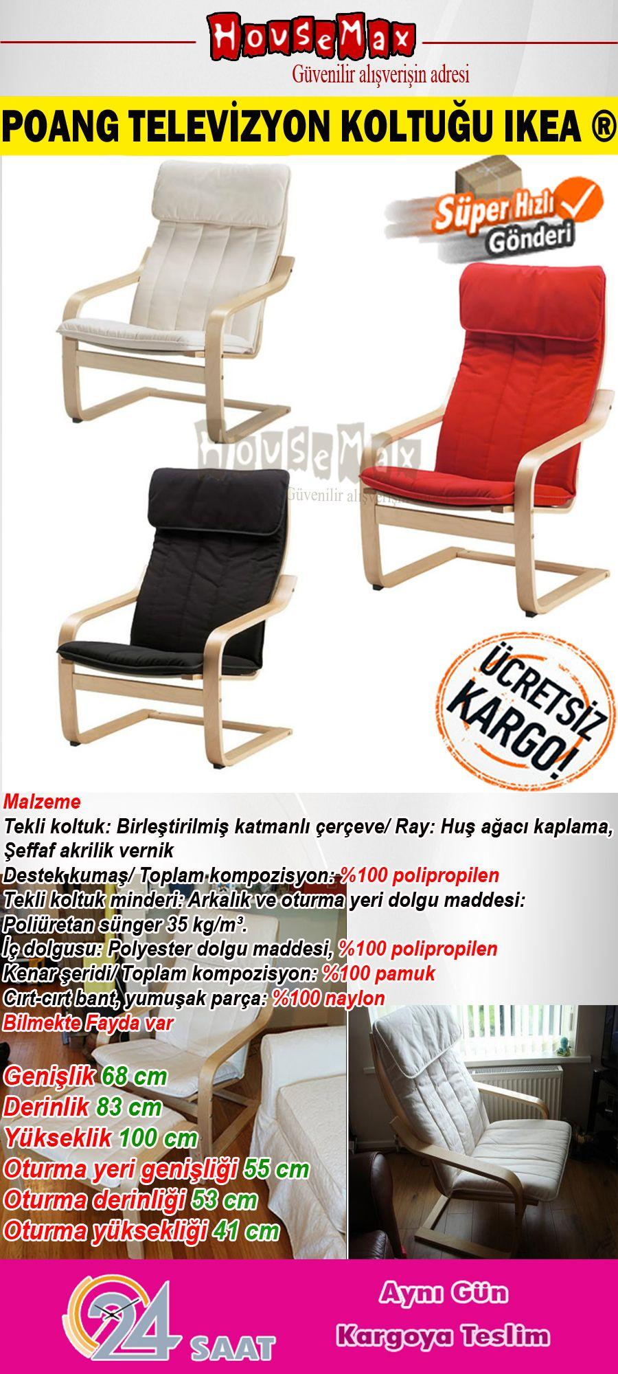 Ikea Poang Tv Koltugu Kirmizi Ps Koltugu Malzeme Tekli Koltuk B Ikea Tv Bar Taburesi