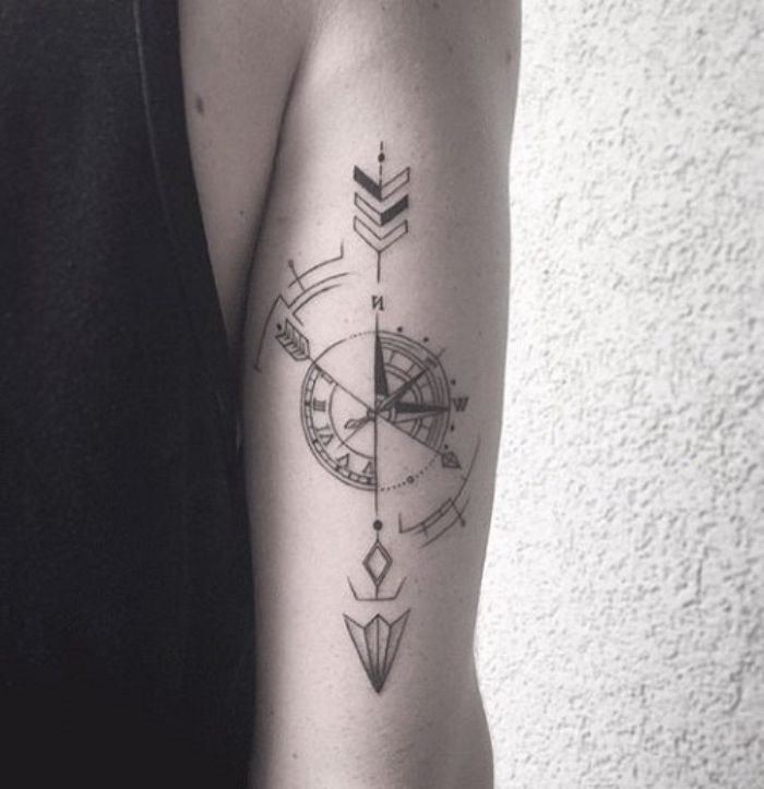 142 inspirierende ideen und bilder zum thema compass tattoo henna pinterest kompass. Black Bedroom Furniture Sets. Home Design Ideas