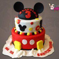 Πανδαισία γεύσεων, χρωμάτων και σχημάτων σε μία παραπομπή στον μαγικό κόσμο του Disney! Μία τούρτα που λατρεύουν όλοι οι μικροί μας φίλοι, αλλά και οι μεγάλοι λάτρεις των Comics.