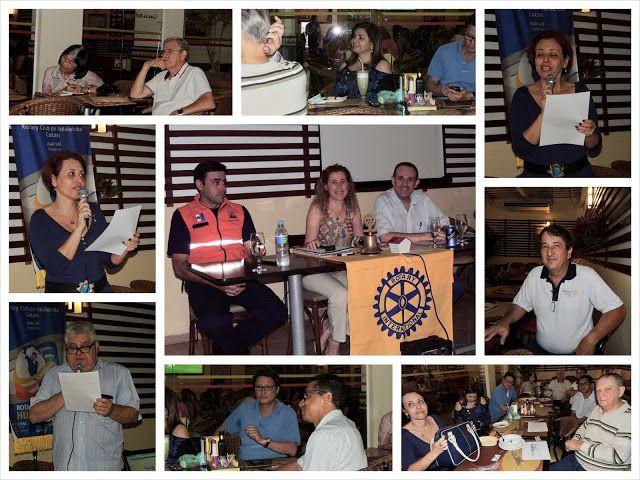 Rotary Club de Indaiatuba Cocaes: 26ª REUNIÃO DO ROTARY CLUB DE INDAIATUBA-COCAES