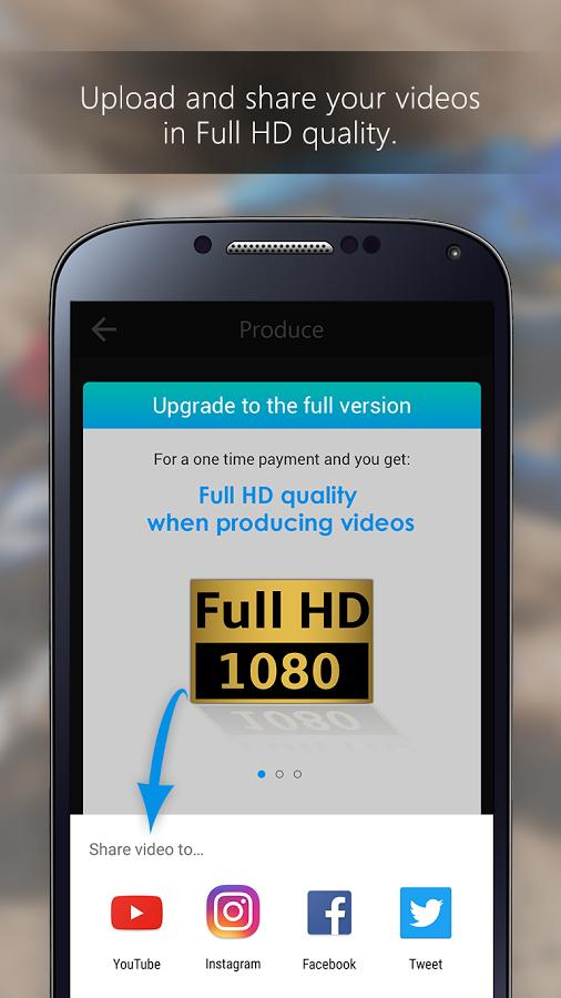 ActionDirector Video Editor v1.2.0 Unlocked Apk Android