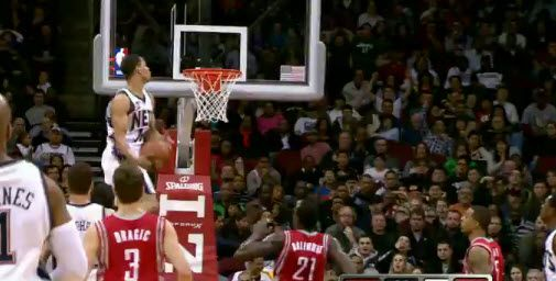 Gerald Green With A Dunk Of The Year Candidate Head Above The Rim Dunks Nba Gerald Green Alley Oop Nba League Pass
