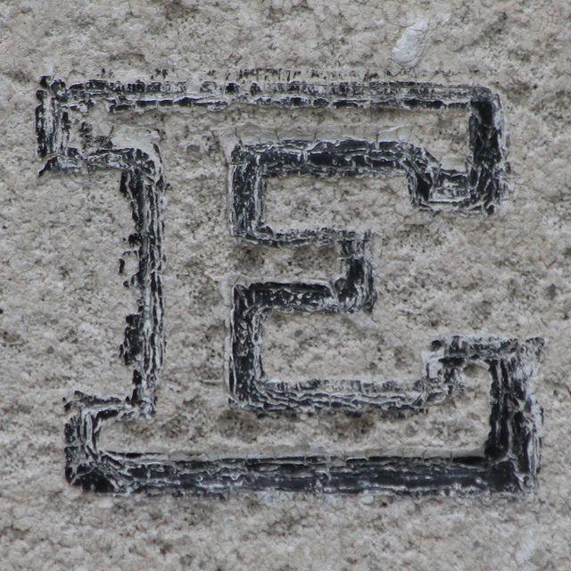 letter E by Leo Reynolds, via Flickr