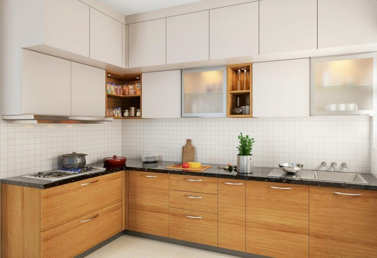 15 Indian Kitchen Design Images From Real Homes Kitchen Furniture Design Kitchen Room Design Interior Kitchen Small