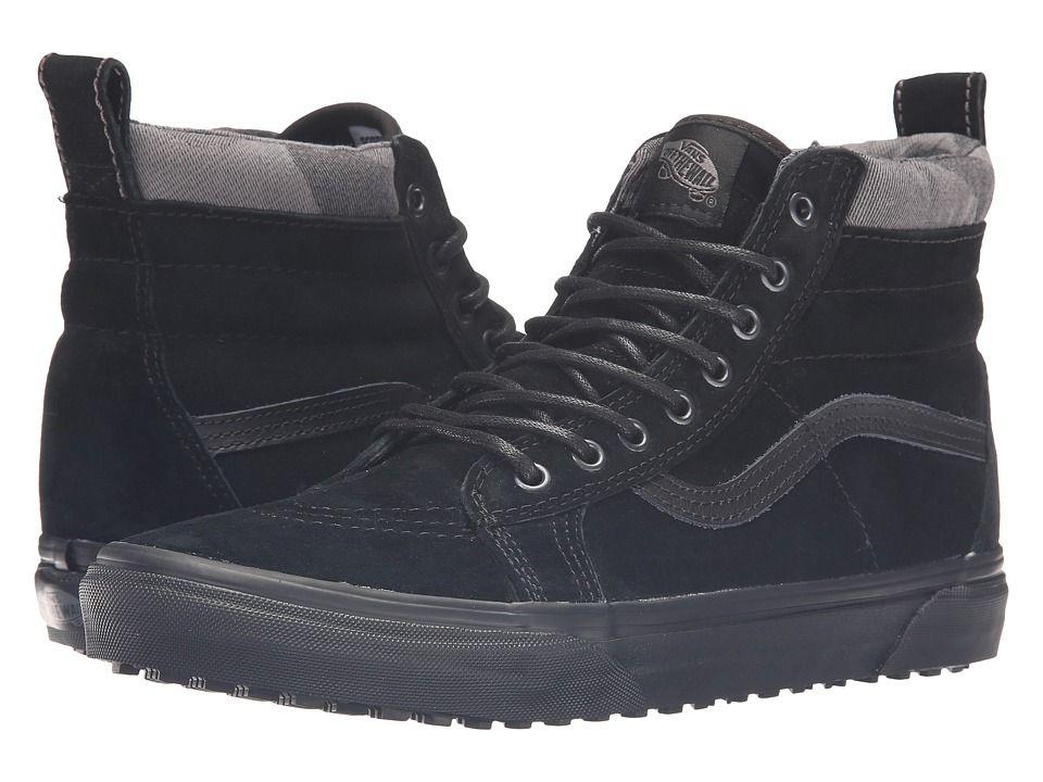 Vans - Sk8-hi Mte ((mte) Black/black