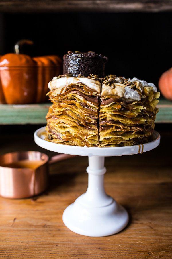 Stunning thanksgiving dessert recipes that arent pie crepe cake stunning thanksgiving dessert recipes that arent pie sisterspd