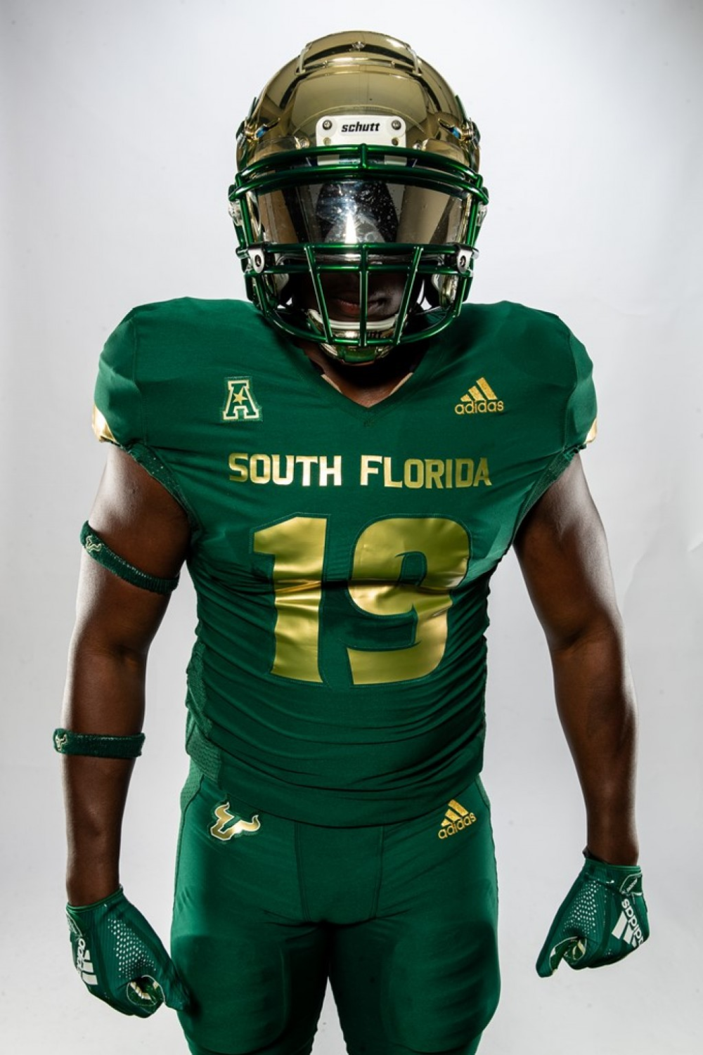 Notebook New Football Uniforms Unveiled The Oracle Football Uniforms Football Usf Football