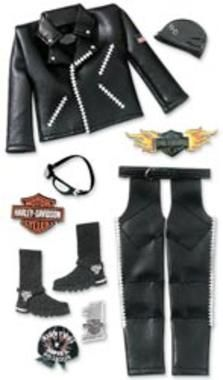 Harley Davidson - Leather Collection 3D