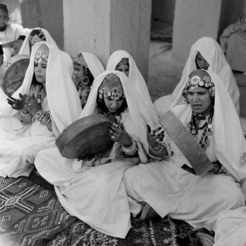 Jewish singers in the 1930s, Tissint, Morocco