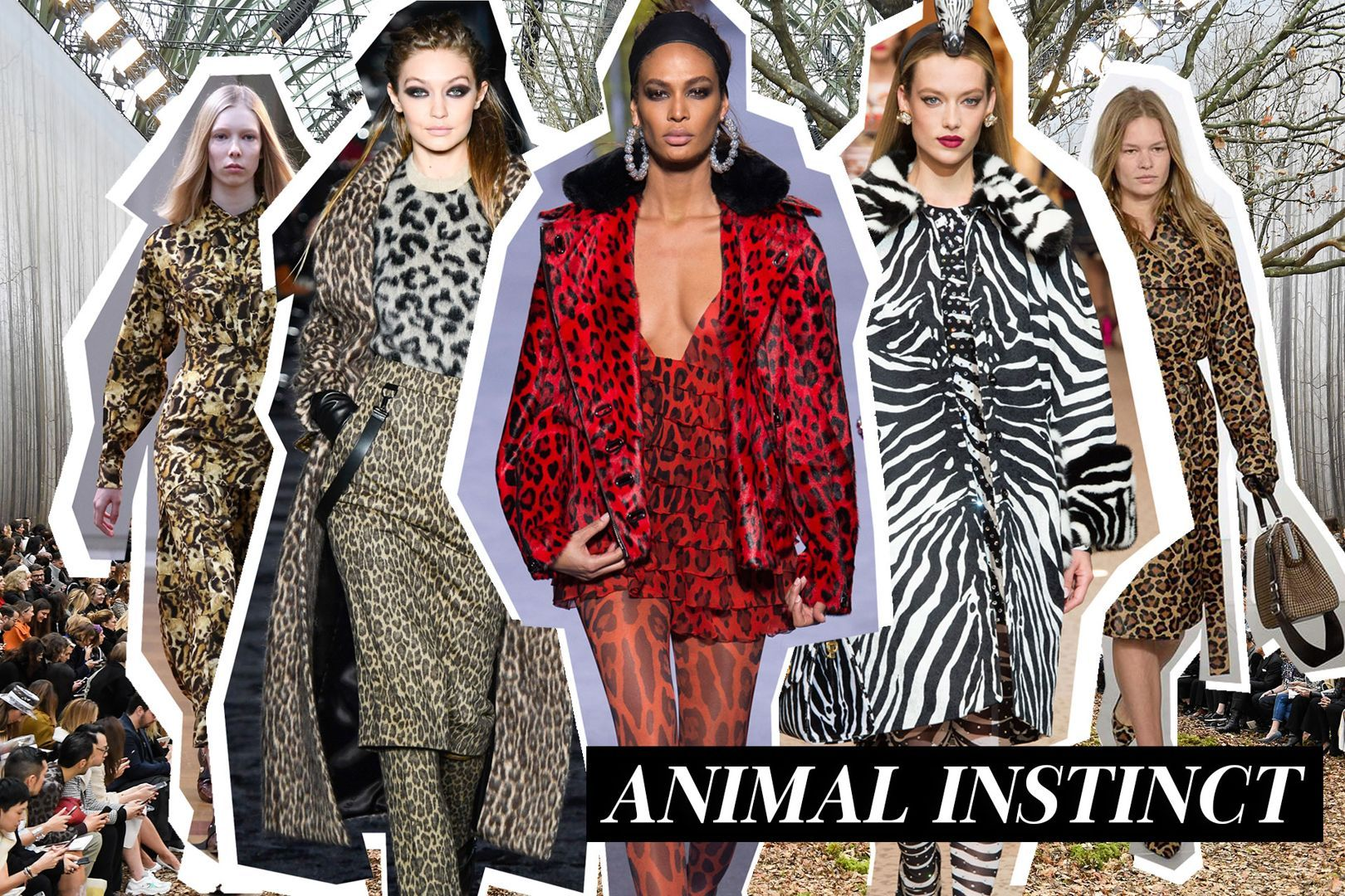 The Top 10 Fashion Trends Of Autumn/Winter 2018/2019 ...