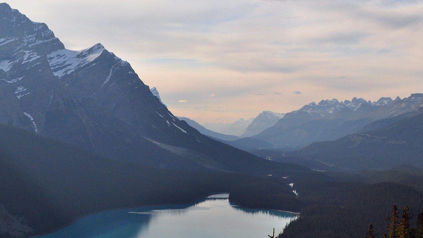 na95-lake-mountain-sky-clear-nature