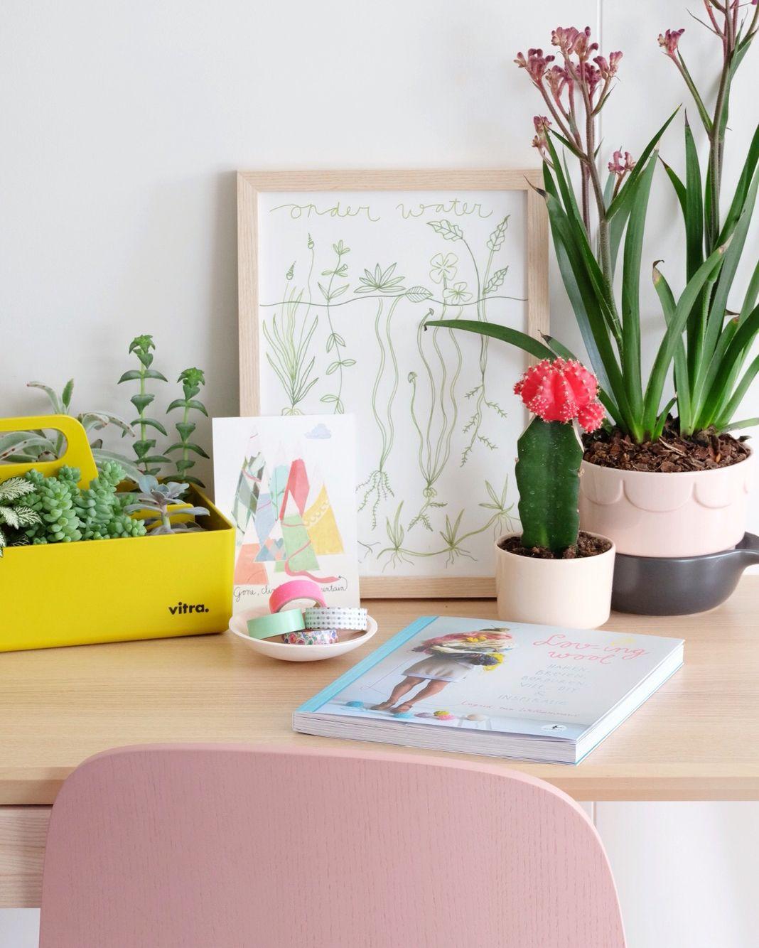 Natura, disegni e nastri colorati... si prospetta una giornata creativa! #LaCasaModerna #Welcome #Spring ● lacasamoderna.com