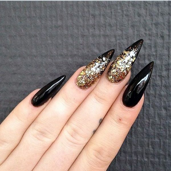Pin by Angelina Montanez on nails   Pinterest   Long fingernails