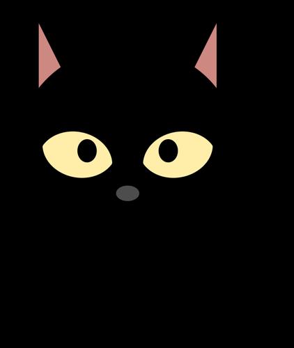 Black Cat Png 422 500 Black Cat Art Cute Black Cats Black Cat