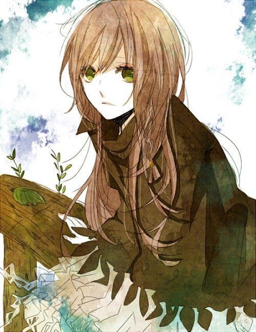 jocelyn petrova brown hair anime