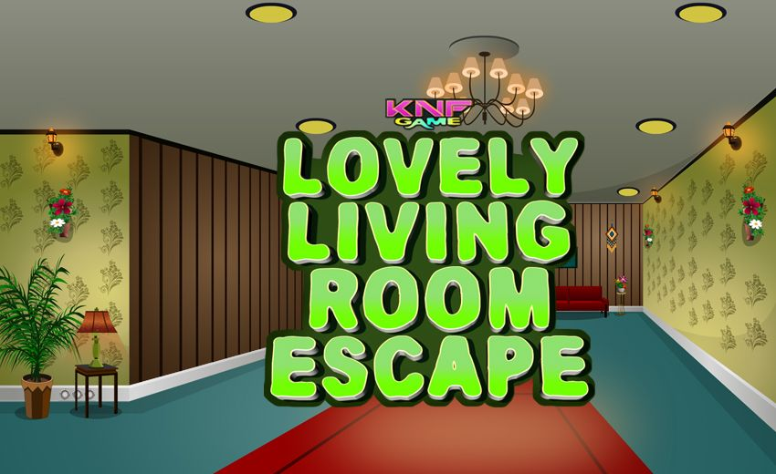 Knf Lovely Living Room Escape Walkthrough Decorate Pictures Http Www Knfgame Com Is The 194rd Game From In This Assume That You Got