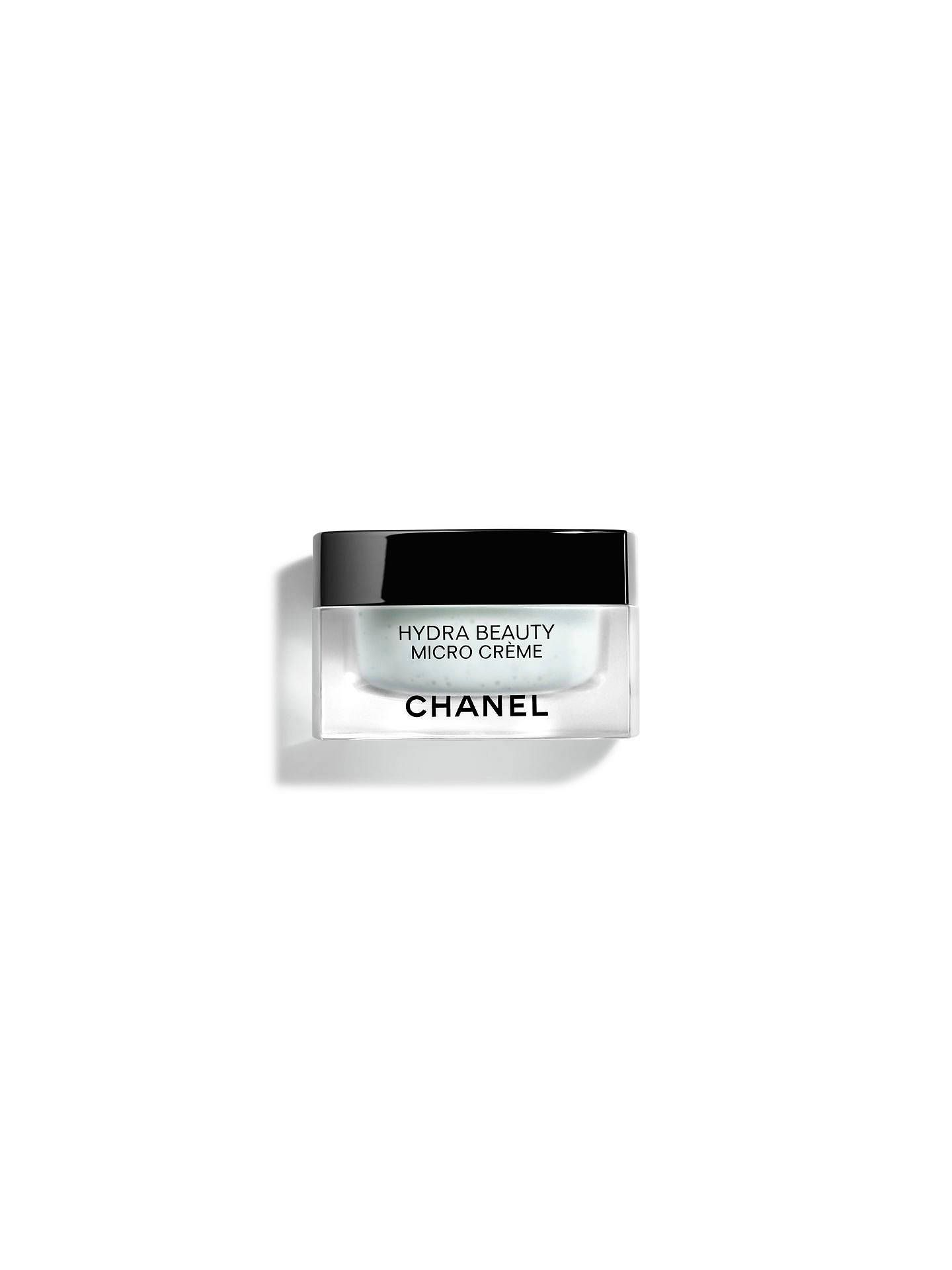 Chanel Hydra Beauty Micro Crème Fortifying Replenishing Hydration Chanel Hydra Beauty Restore Skin Hydra