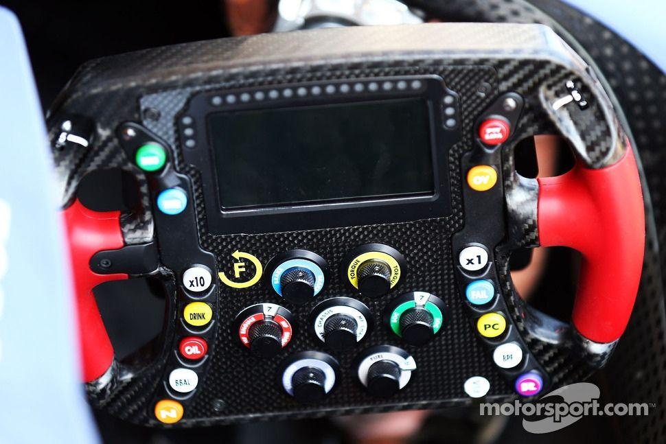 Scuderia Toro Rosso Str9 Steering Wheel Toro Rosso Steering Wheel Motorsport