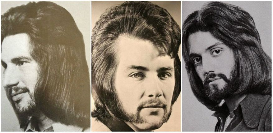 A Gorgeous Gallery Of Ultra Chic Men S Hairstyles From The 70s Ultra Fashion Gorgeous Hair Styles