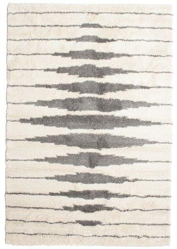 Shaggy Sonar 200x300 Rugvista Teppich Grau Teppich Wohnzimmer