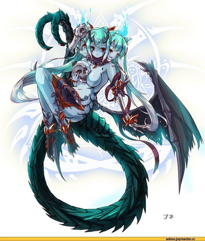 anime monsters google search last look monster girl monster