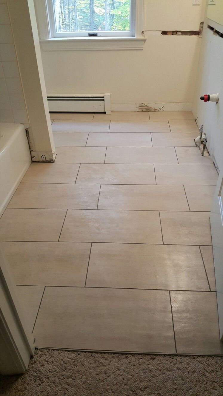 Invoke 12x24 By Daltile Tile In 2019 Tiles Bathroom