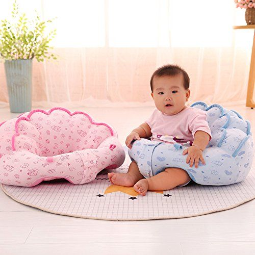 Baby Seat Baby Support Pillow Animal Pattern Baby Sitting