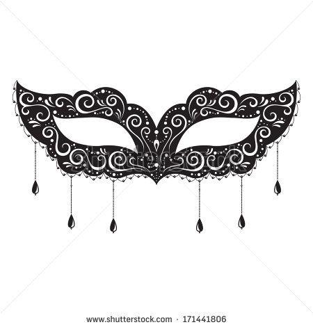 Black Masquerade Mask Clipart Clipart Kid Black Masquerade Mask Masquerade Mask Masquerade Mask Template
