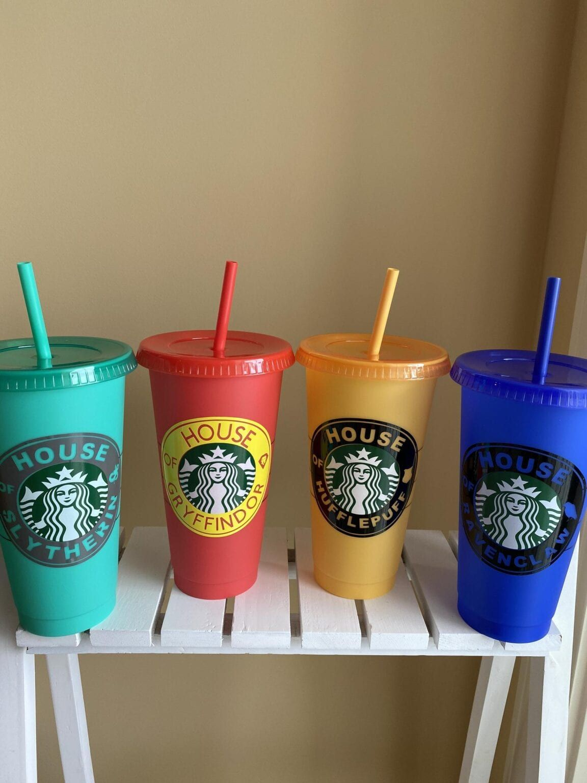 Harry Potter Color Changing Starbucks Cups Are Here, Accio Them To Me!