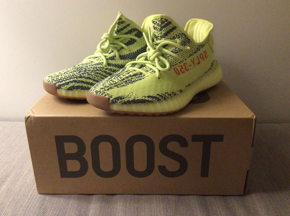 2c84f2d55f1 ... order adidas yeezy boost 350 v2 frozen yellow size 10 with receipt 100  authentic fashion 1a34d