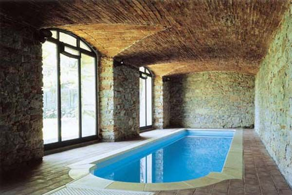 Private indoor pool  Private Indoor Swimming Pools | Indoor Swimming Pool Design Idea ...