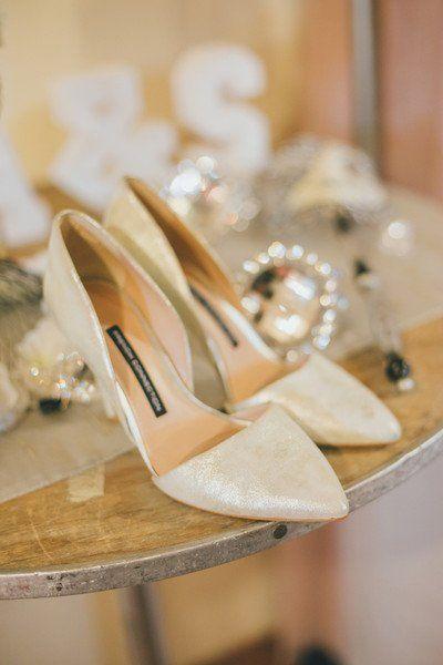 Attractive Classic Wedding Shoes Idea   Off White Wedding Heels For Bride{OLLI STUDIO}  | Wedding Shoes | Pinterest | White Wedding Heels, Wedding Shoes And Wedding  ...