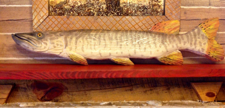 Paddlefish 40\