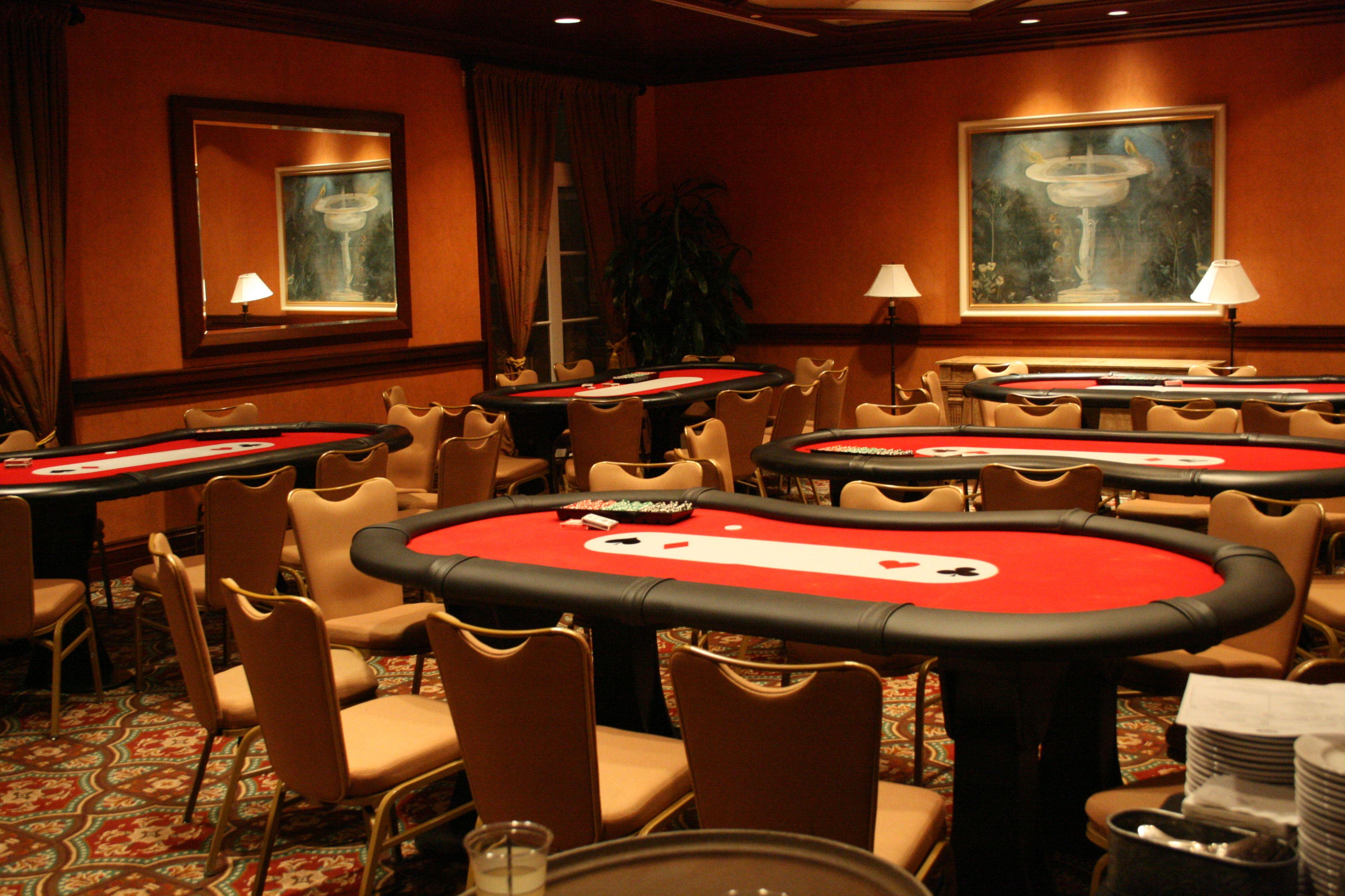 Home Casino Table