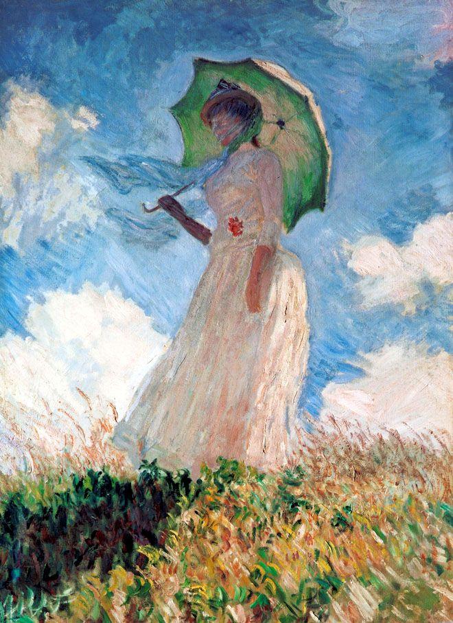 20 famous monet paintings and landscape artworks for Claude monet artwork