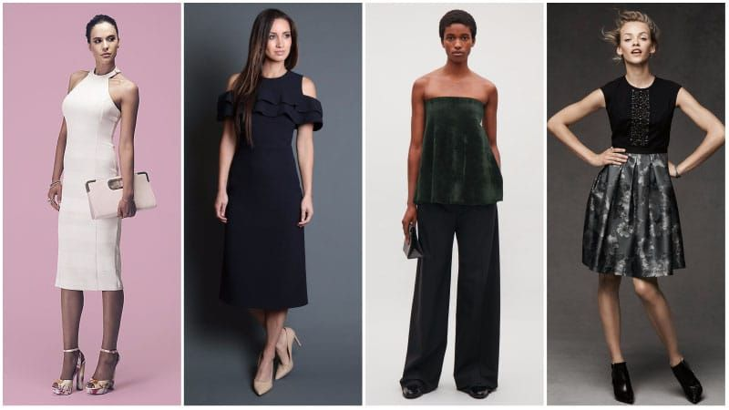 What to Wear to a Semi Formal Event - The Trend Spotter c84077b43