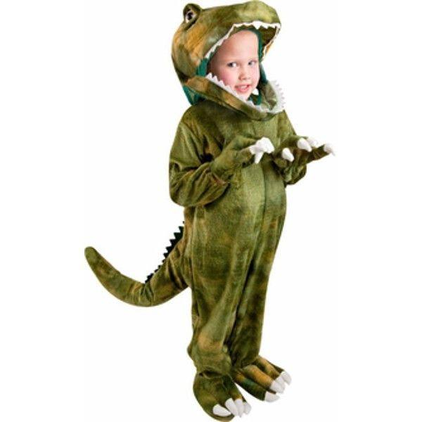 Toddler Rex Dinosaur Costume