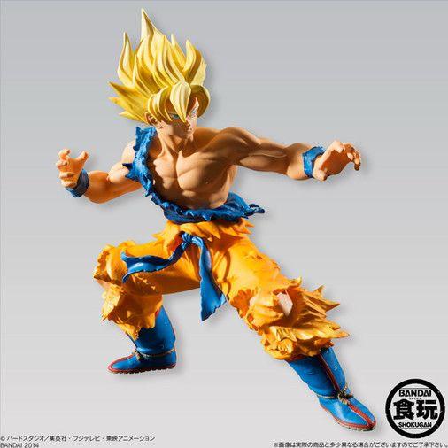 Dragon Ball Styling Super Saiyan Goku [Pre-order]