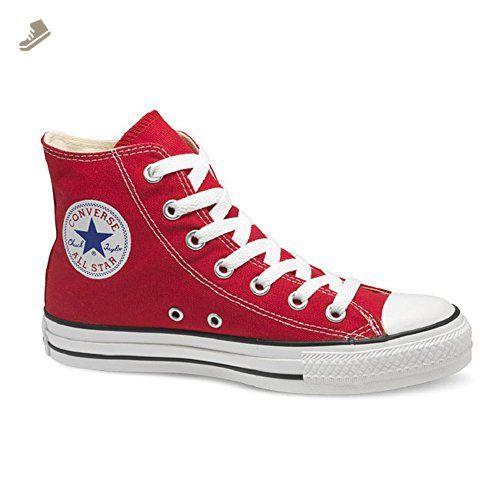 aac3b51d584b0e Converse Chuck Taylor Hi Top Red Shoes M9621 Mens 6.5 - Converse chucks for  women ( Amazon Partner-Link)