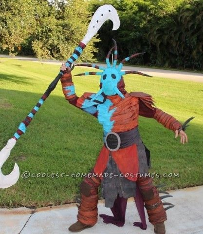 How to Train Your Dragon Valka (Hiccupu0027s Mom) Costume & How to Train Your Dragon Valka (Hiccupu0027s Mom) Costume   Pinterest ...