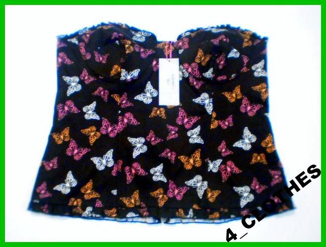 Be Beau Nowy Gorset W Motyle 44 Xxl 2466474320 Oficjalne Archiwum Allegro My Style Style Beau