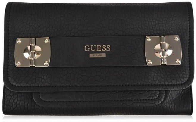 210619b3794b Guess Frankie Clutch Bag