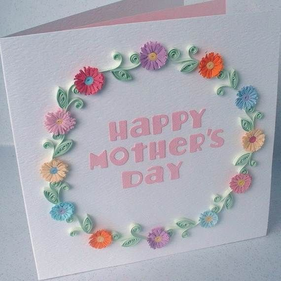 50 Quilled Mother S Day Craft Projects And Ideas Family Holiday Net Guide To Family Holidays On The Internet Mothers Day Crafts Quilling Designs Quilling Cards