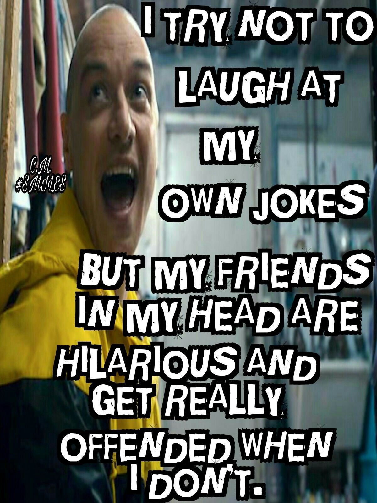 Please Try Again Meme