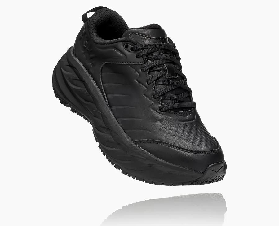 hoka one one all black