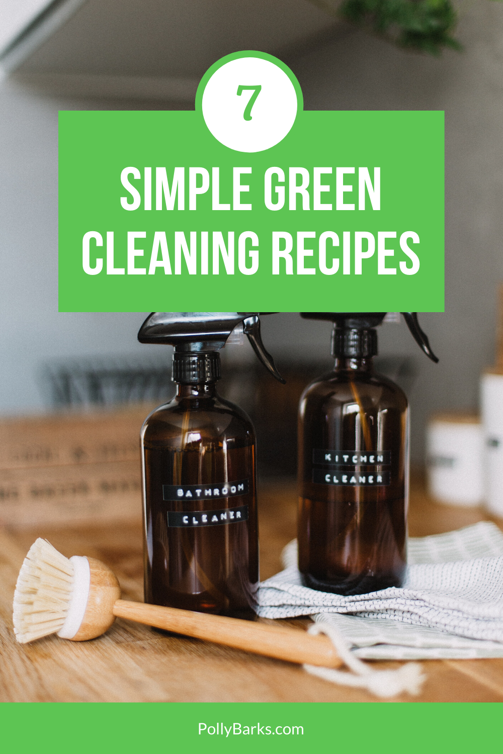 The ultimate zero waste cleaning recipe list in 2020