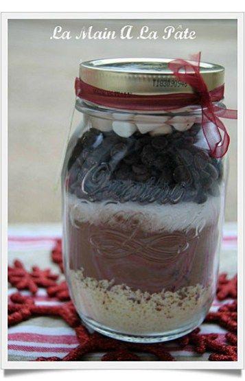 mix pour chocolat chaud