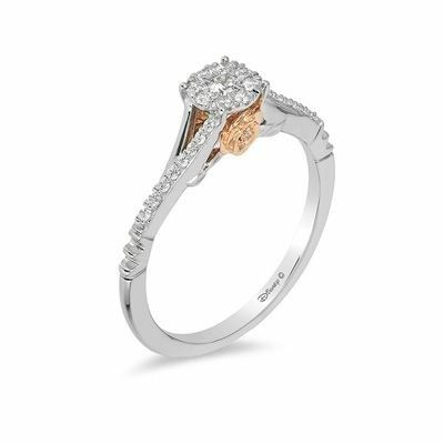 b510d48af163 Belle! Enchanted collection from Disney! Only at Peoples Jewellers ...