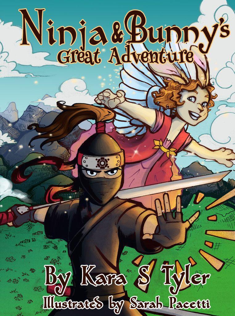 Amandas books and more ninja and bunnys great